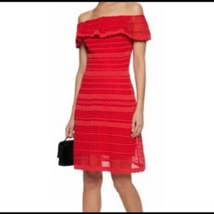 Missoni red dress